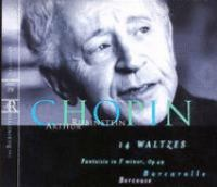 CHOPIN, F.: Waltzes Nos. 1-14 / Fantasy, Op. 49 / Barcarolle / Berceuse (Rubinstein Collection, Vol. 29)