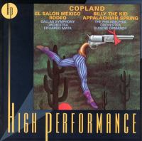 COPLAND, A.: Appalachian Spring / Billy the Kid Suite / Rodeo - 4 Dance Episodes / El Salón México (Mata, Ormandy)