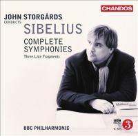 SIBELIUS, J.: Symphonies Nos. 1-7 / Orchestral Fragments (BBC Philharmonic, Storgårds)