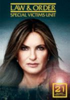 Law & Order: Special Victims Unit Season 21 (DVD)