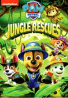 Paw Patrol: Jungle Rescues (DVD)
