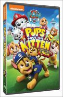 Paw Patrol: Pups Save the Kitten Catastrophe Crew (DVD)