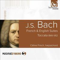 Harpsichord Recital: Frisch, Céline - BACH, J.S