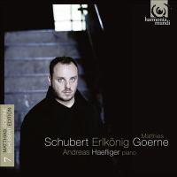 SCHUBERT, F.: Lieder, Vol. 7 - Erlkönig (Goerne, Haefliger)