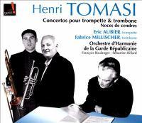TOMASI, H.: Trumpet Concerto / Trombone Concerto / Noces De Cendres / Suite for 3 Trumpets (Aubier, Millischer, Billard, Boulanger)