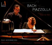 Bandoneon and Piano Arrangements - BACH, J.S. / PIAZZOLLA, A. (Tête-à-tête) (Duo Intermezzo)