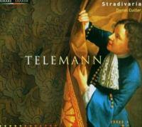 """TELEMANN, G.P.: Overture (Suite), """"La Putain"""" / Trio Sonata, TWV 42:c7 / Musique De Table, Part I / Concerto, TWV 53:D5 (Stradivaria, Cuiller)"""