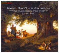 SCHUBERT, F.: Mass No. 6 (Lausanne Vocal Ensemble and Chamber Orchestra, Corboz)