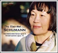 SCHUMANN, R.: Davidsbündlertänze / Kinderszenen (Xiao-Mei Zhu)
