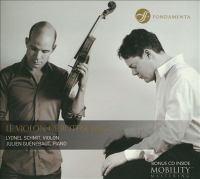 Violin Recital: Schmit, Lyonel - SHOSTAKOVICH, D. / WEINBERG, M. / ACHRON, J. / PERLMAN, G. / GOLDFADEN, A. (Le Violon De Rothschild)