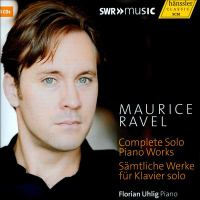 RAVEL, M.: Piano Works (Complete) (F. Uhlig)