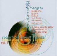 REBORN ON ACOUSTIC GUITAR, Vol. 1