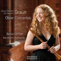 GRAUN, J.G. / GRAUN, C.H.: Oboe Concertos (Löffler, Batzdorfer Hofkapelle)