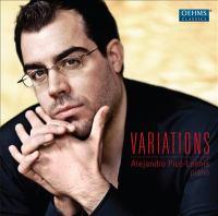 Piano Recital: Pico-Leonis, Alejandro - MOZART, W.A. / BEETHOVEN, L. Van / SCHUMANN, R. / SCHUBERT, F. / MENDELSSOHN, Felix / CHOPIN, F. (Variations)