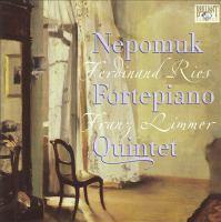 "RIES, F.: Piano Quintet, Op. 74 / LIMMER, F.: Piano Quintet, Op. 13, ""Grand Quintuor"" (Nepomuk Fortepiano Quintet)"