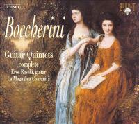 BOCCHERINI, L.: Guitar Quintets (Complete) (Roselli, La Magnifica Comunità)
