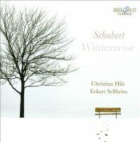 SCHUBERT, F.: Winterreise (Hilz, Sellheim)