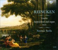 REINCKEN, J.A.: Harpsichord and Organ Music (Complete) (Stella)