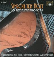 HOLT, S. Ten: Multiple Piano Works (Complete) (Piano Ensemble)