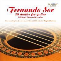 SOR, F.: Studies for Guitar (arr. A. Gilardino) (Porqueddu)