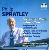 SPRATLEY, P.: Orchestral Music, Vol. 2 (Siberian Symphony, Vasiliev)