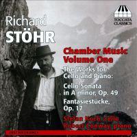 STÖHR, R.: Chamber Music, Vol. 1 (Koch, Conway)