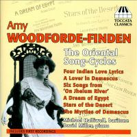 WOODFORDE-FINDEN, A.: Oriental Song Cycles (The) (Halliwell, D. Miller)