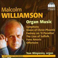 WILLIAMSON, M.: Organ Music (Winpenny)