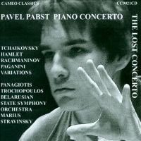 PABST, P.: Piano Concerto / RACHMANINOV, S.: Rhapsody on A Theme of Paganini (Trochopoulos, Belarusian State Symphony, M. Stravinsky)