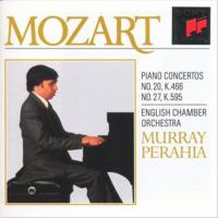 MOZART, W.A.: Piano Concertos Nos. 20 and 27 (Perahia, English Chamber Orchestra)