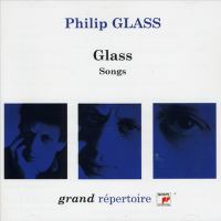 GLASS, P.: Songs From the Trilogy (Keene, D.R. Davies, Riesman)