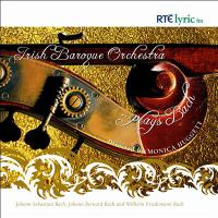 BACH, J.S.: Brandenburg Concerto No. 4 / Concerto for 2 Violins / BACH, J.B.: Suite in G Minor (Irish Baroque Orchestra, Huggett)