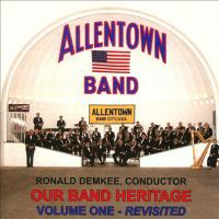 ALLENTOWN BAND: Our Band Heritage