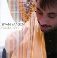 Harp Recital: Magen, Sivan - BACH, C.P.E. / BRAHMS, J. / WALTER-KÜHNE, E. / MOZART, W.A. / RENIE, H. (Fantasien)