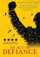 An Act of Defiance (DVD)