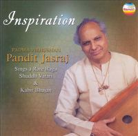 INDIA Jasraj: Inspiration