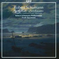 """SCHUMANN, R.: Symphony in G Minor, """"Zwickau"""" / Overture, Scherzo and Finale / Overtures (Robert Schumann Philharmonie, Beermann)"""