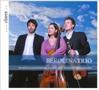 BEETHOVEN, L. Van: Triple Concerto, Op. 56 / Die Geschöpfe Des Prometheus: Overture (Berolina Ensemble, Winterthur Musikkollegium, Boyd)