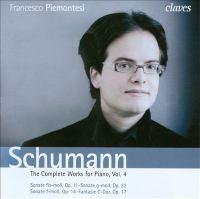 SCHUMANN, R.: Piano Music (Complete), Vol. 4 (Piemontesi)