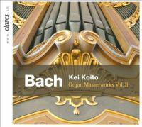 BACH, J.S.: Organ Masterworks, Vol. 2 (Kei Koito)