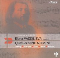 Vocal Recital: Vassilieva, Elena - WEINBERG, M. / TCHEREPNIN, I. / SHOOT, V.A. / VUSTIN, A. / RASKATOV, A. (Contemporary Russian Music)
