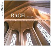 BACH, J.S.: Masses, BWV 234-235 (Feuersinger, Potter, Mammel, Ensemble Orlando Fribourg, La Cetra Baroque Orchestra Basel, Gendre)