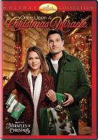 Once Upon A Christmas Miracle (DVD)