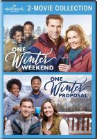 Hallmark 2-Movie Collection: One Winter Weekend & One Winter Proposal (DVD)