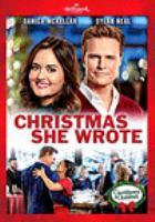 Christmas She Wrote (DVD)