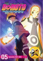 Boruto: Naruto Next Generations Set 5 (DVD)