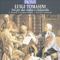TOMASINI, A.L.: Trios for 2 Violins and Cello,   (Iannetta, Rogliano, Puxeddu)