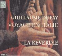 VOYAGE EN ITALIE (La Reverdie)