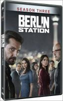 Berlin Station Season 3 (DVD)