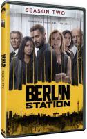Berlin Station Season 2 (DVD)